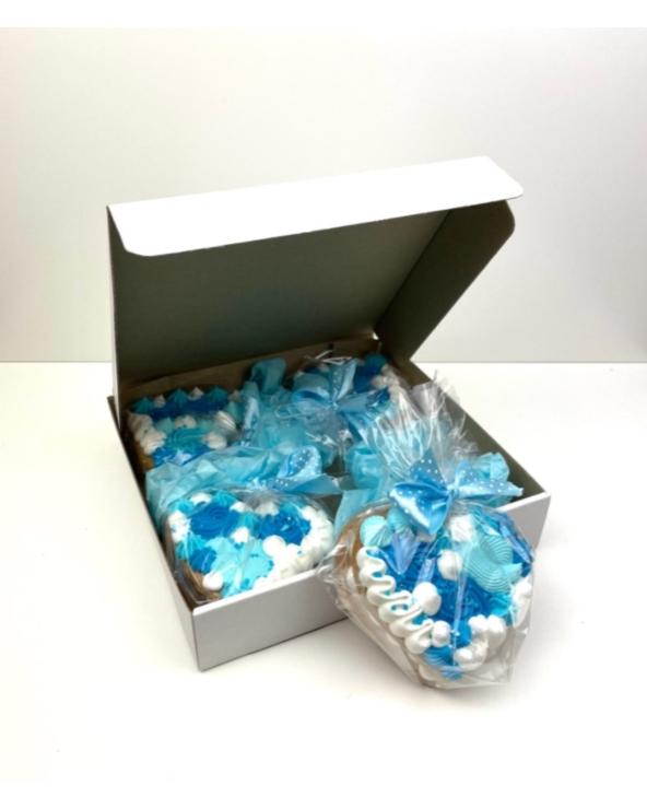 Ciasteczka dla koni Sugarboo Candy Horse niebieski