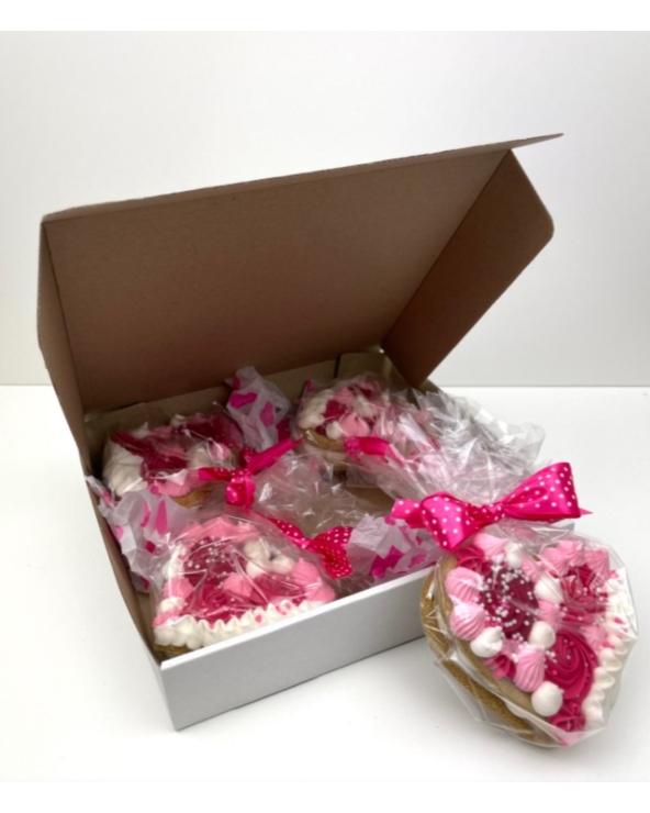 Ciasteczka dla koni Zestaw Sugarboo Candy Horse różowe