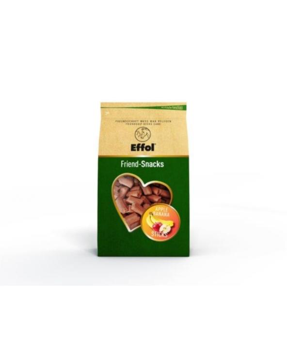 Smakołyki dla koni Friend-Snack Original Effol Mix Banan/Jabłko