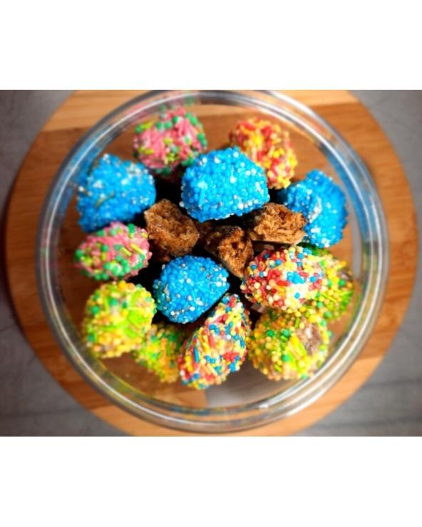 Naturalne smakołyki dla koni Lizaczki małe Końska cukierenka