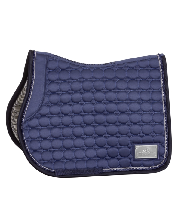 Czapr Sanya S.P-GP Logo Style Schockemohle Jeans Blue
