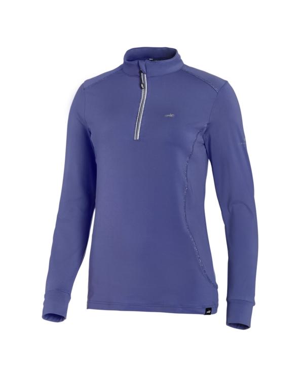 Bluzka ocieplana Winter Page SP Style Schockemohle Jeans Blue