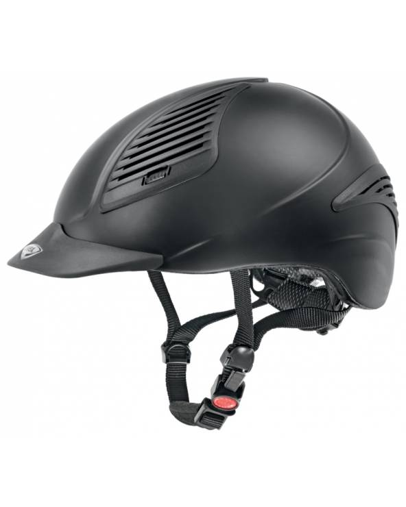 Kask UVEX exxential black matowy