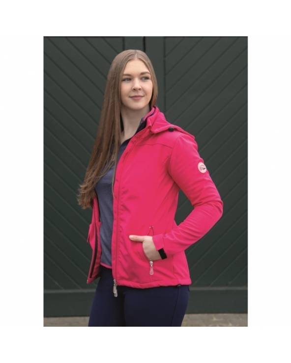 Kurtka softshell Norfolk HKM