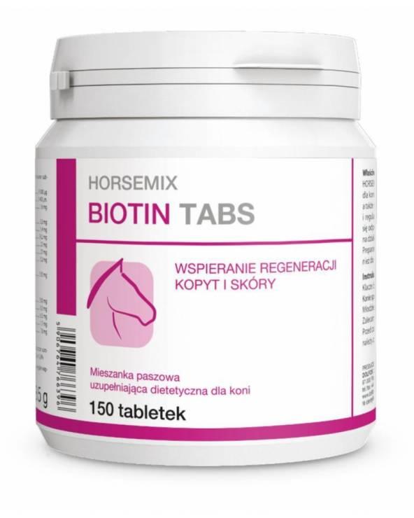 Biotyna Horsemix Biotin Dolfos Tabs