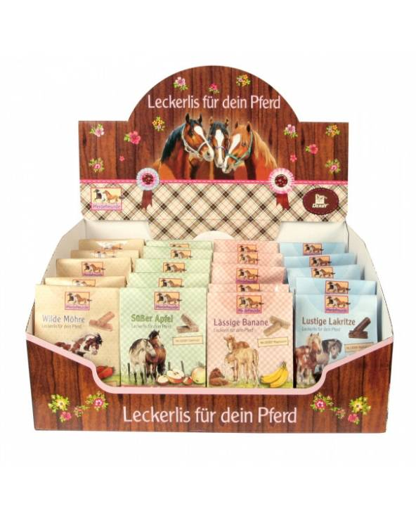 Cukierki dla koni Pferdefreunde by Derby