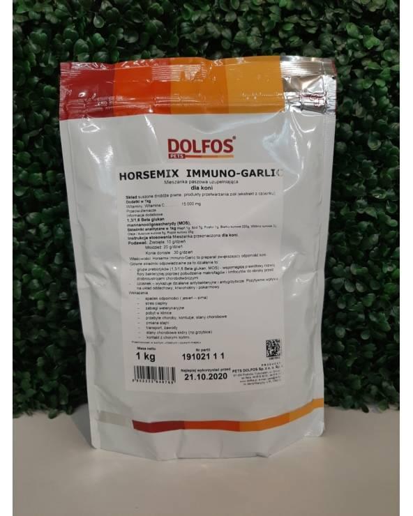 Horsemix Imuno-Garlic Dolfos