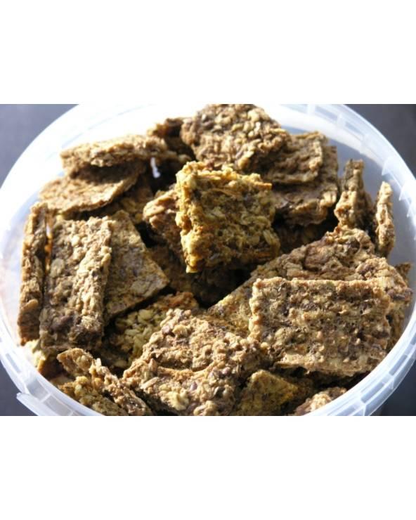 Naturalne smakołyki dla koni JMS Horse Treats jabłko z miętą