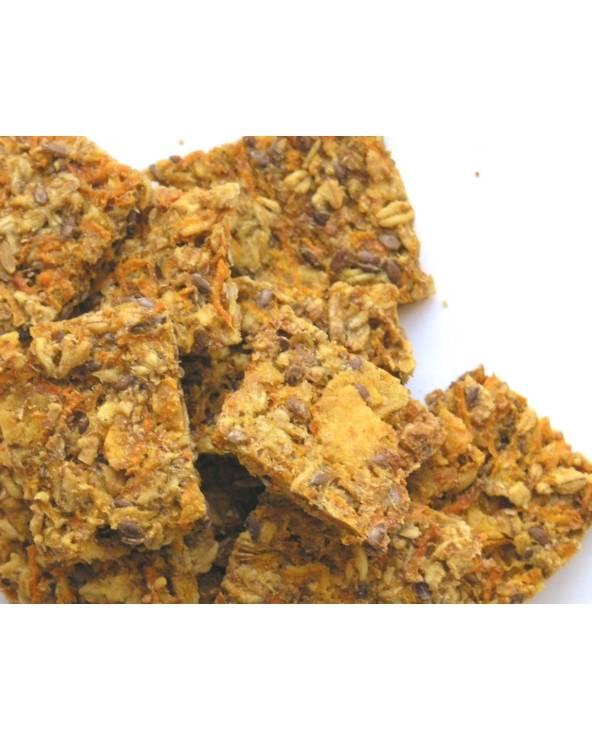 Naturalne smakołyki dla koni JMS Horse Treats crunchies