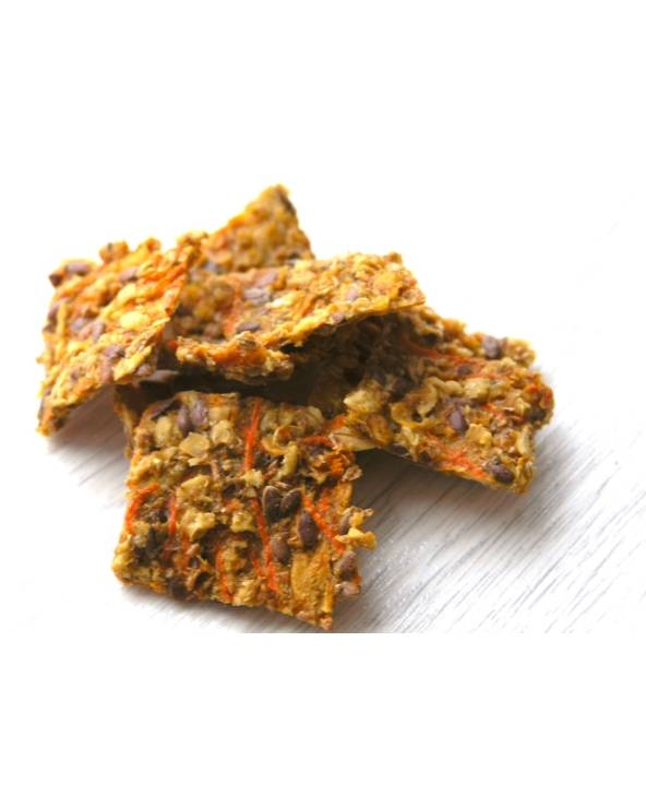Naturalne smakołyki dla koni JMS Horse Treats marchewkowe