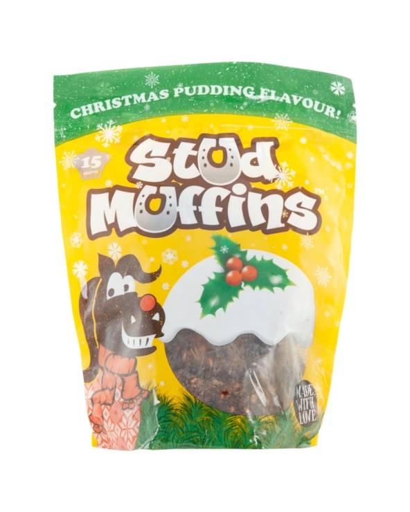 Muffinki dla koni Christmas Stud Muffins