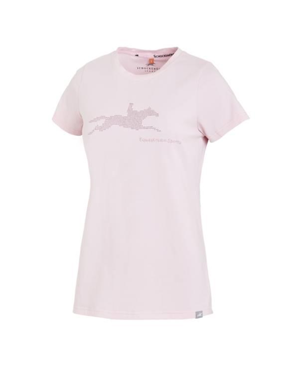 Koszulka Laila Style Schockemohle Dusty Rose