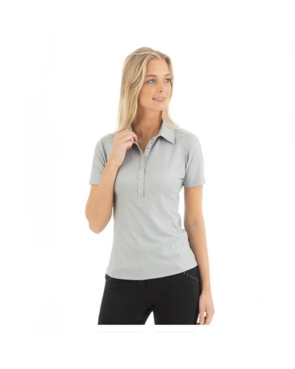 Koszulka polo Essential Silver