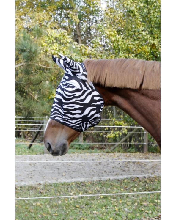 Maska chroniąca przed owadami Zebra Covalliero