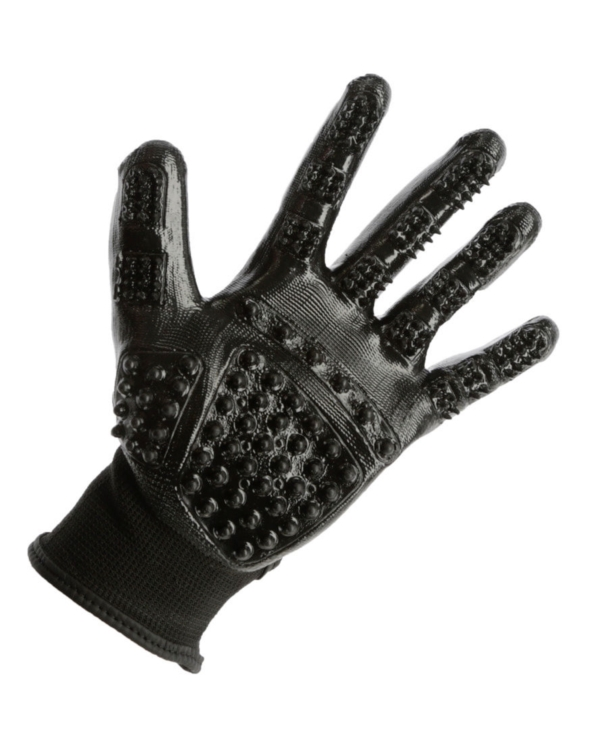 Rękawice czyszcząco masujące Covalliero