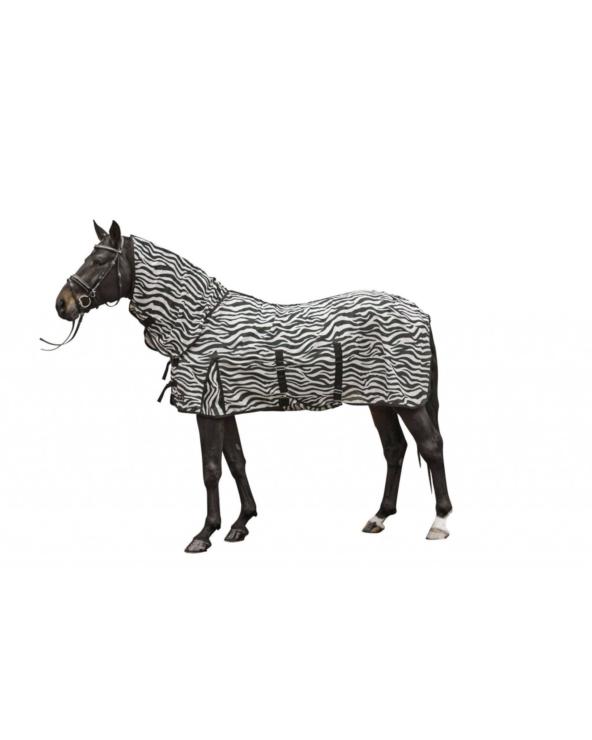 Derka przeciw owadom z kapturem Zebra HKM