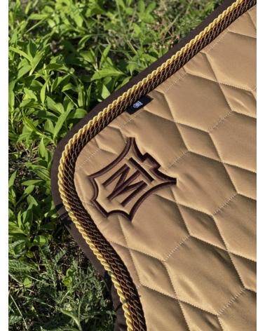 Czaprak Eurofit VS L logo MATTES Sand Sheen