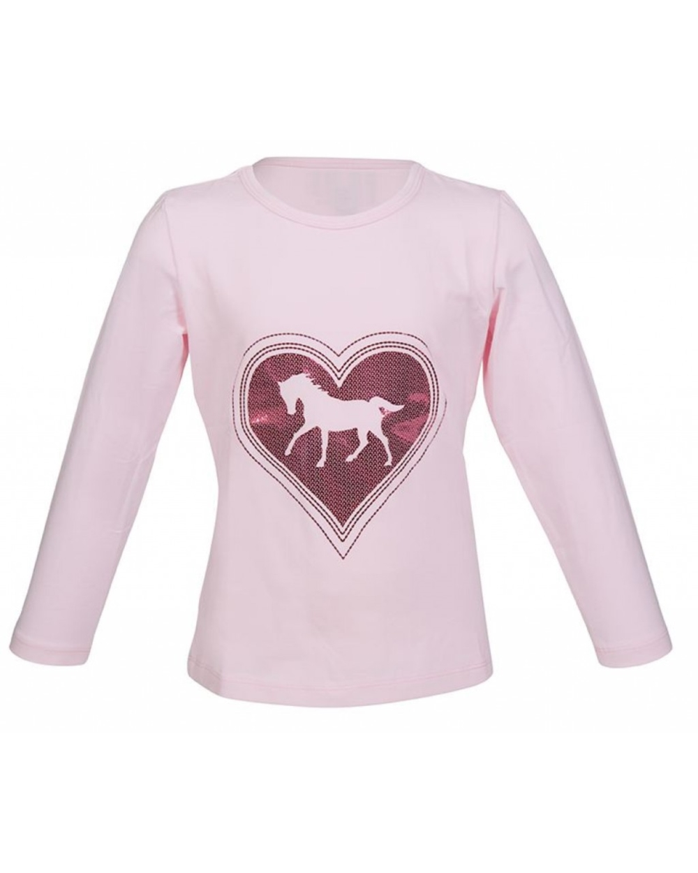 Koszulka z długim rękawem Heart Piccola HKM