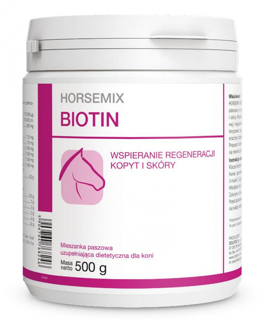 Biotyna Horsemix Biotin Dolfos