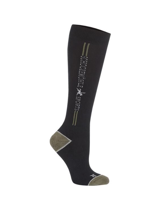 Skarpety zimowe Sporty Socks Schockemohle Navy