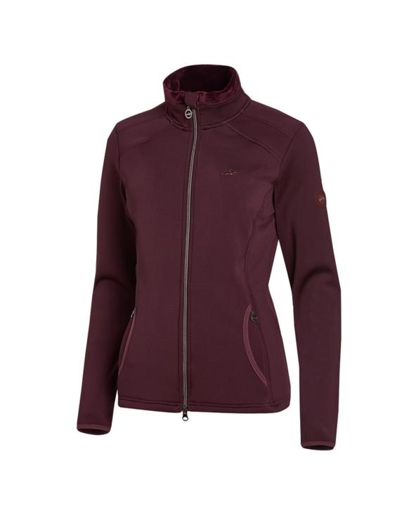 Bluza funkcyjna Rainbw Style Schockemohle Burgundy