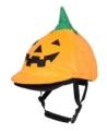 Czapka na kask Halloween QHP Pumpkin