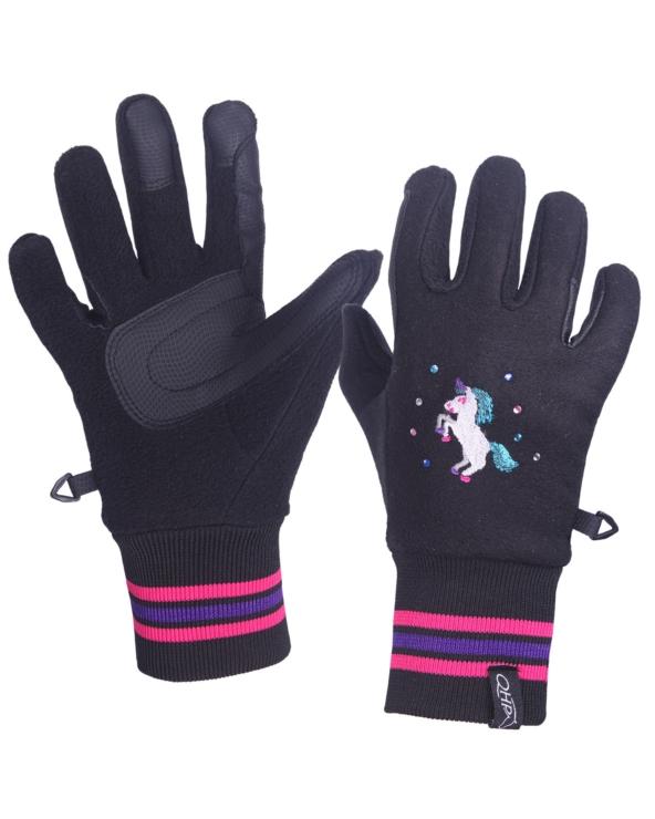 Rękawiczki dziecięce zimowe Collection Hidalgo QHP