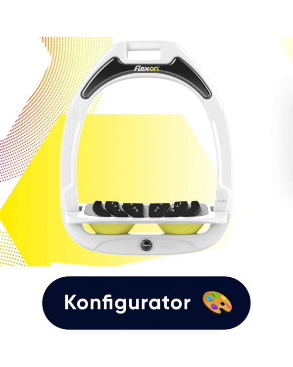Konfigurator strzemion Flex-On Green Composite Ultra Grip