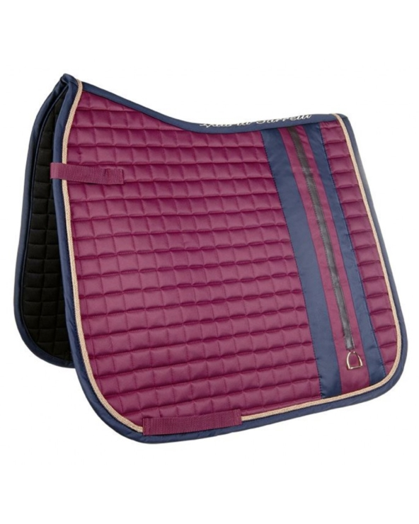 Czaprak Morello Stirrup HKM Bordo