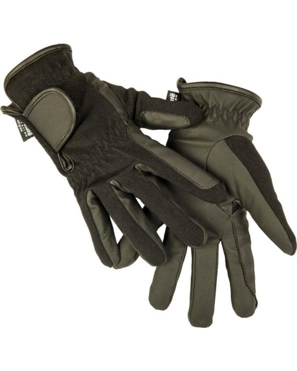 Rękawiczki zimowe  z imitacji skóry HKM