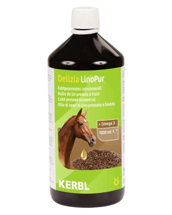 Olej Lniany LinoPur Kerbl