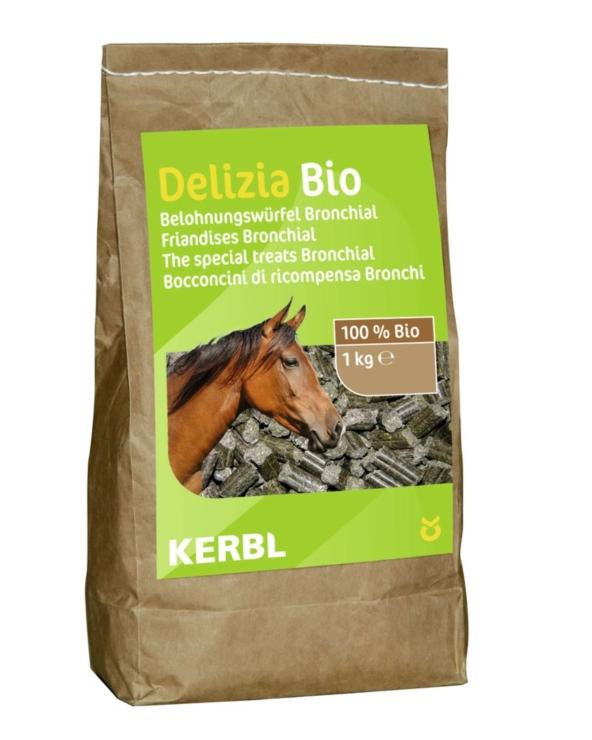Cukierki Delizia Bio Bronchial KERBL