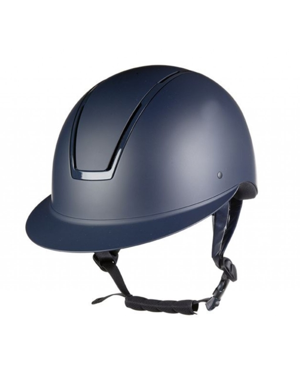 Kask Lady Shield HKM Navy Shiny Navy