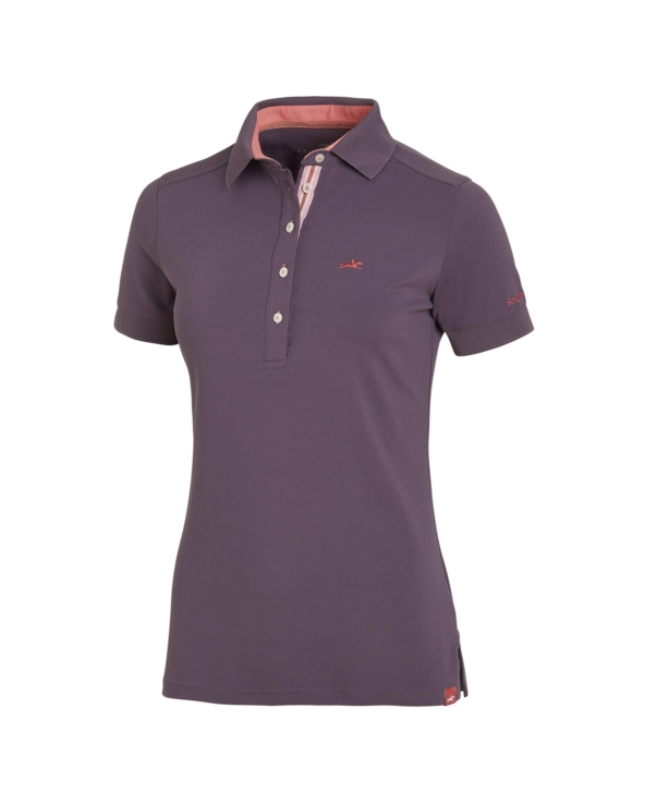 Koszulka polo Marlena Style Schockemohle Mauve