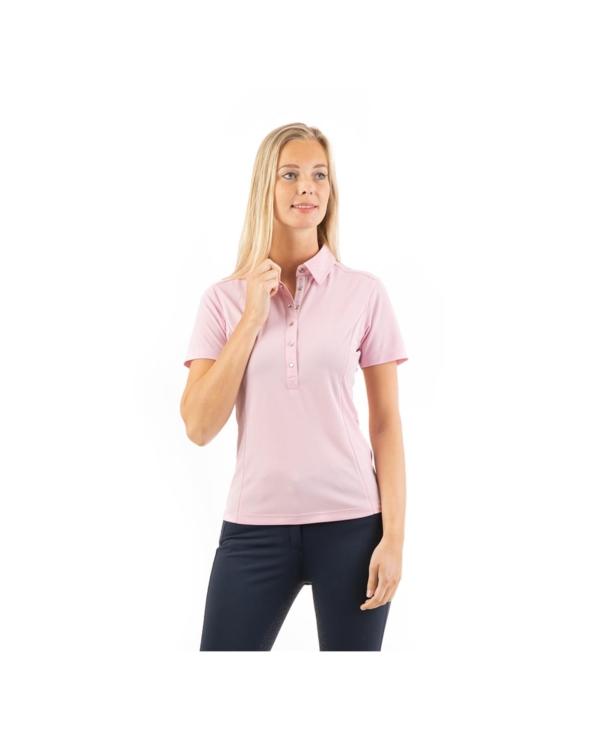 Koszulka polo Essential ANKY Candy Pink