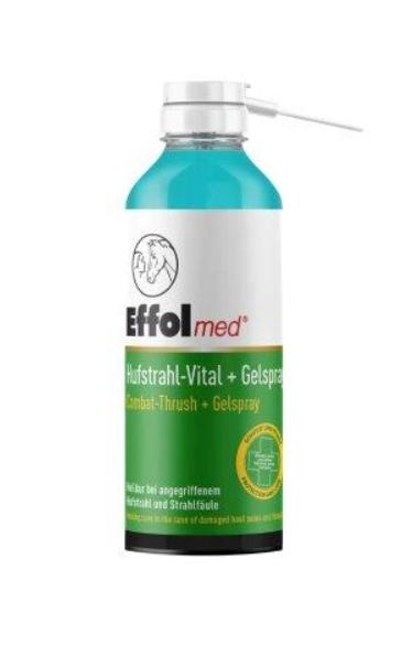 Żel spray leczniczy do kopyt EFFOL MED HOOFVITAL