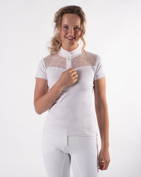Koszulka konkursowa Madee QHP White