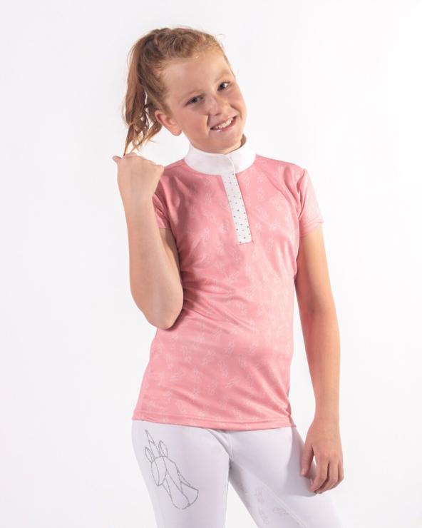 Koszulka konkursowa Jade QHP Blossom