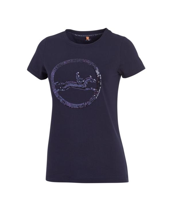 Koszulka Lola Style Schockemohle Dark Blue