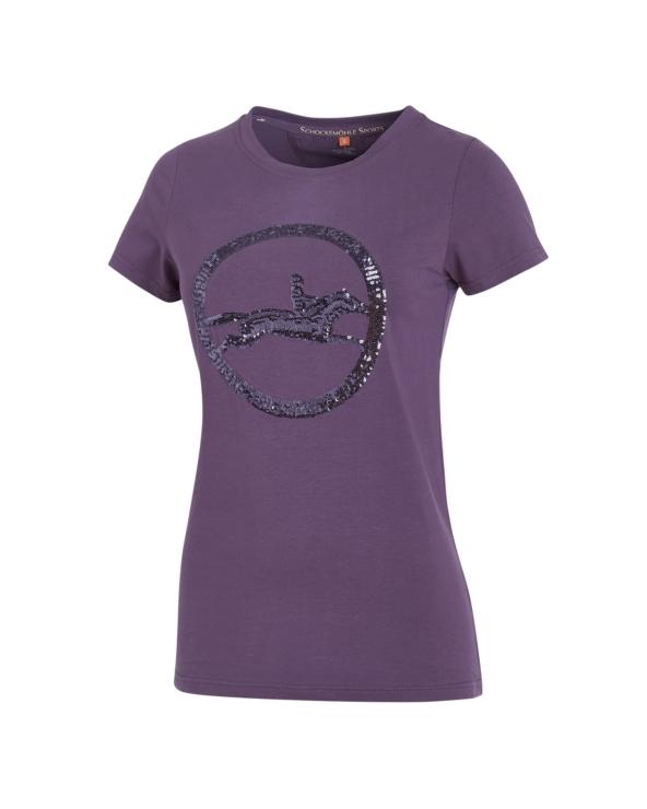 Koszulka Lola Style Schockemohle Mauve